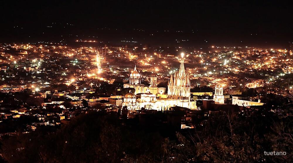 San Miguel de Allende by tuetano