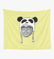 Robert Downey Jr RDJ Tee Wall Tapestry