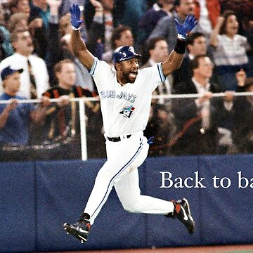 Toronto Blue Jays Back to Back by epiceugene