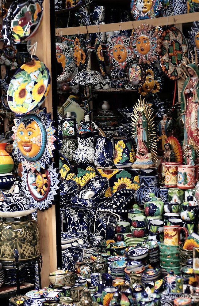 mexican handcrafts by tuetano
