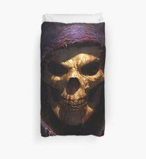 Skeletor Realistic Duvet Cover