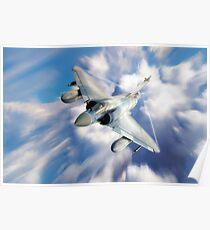 Mirage 2000 Poster