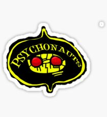 Psychonauts Badge Sticker