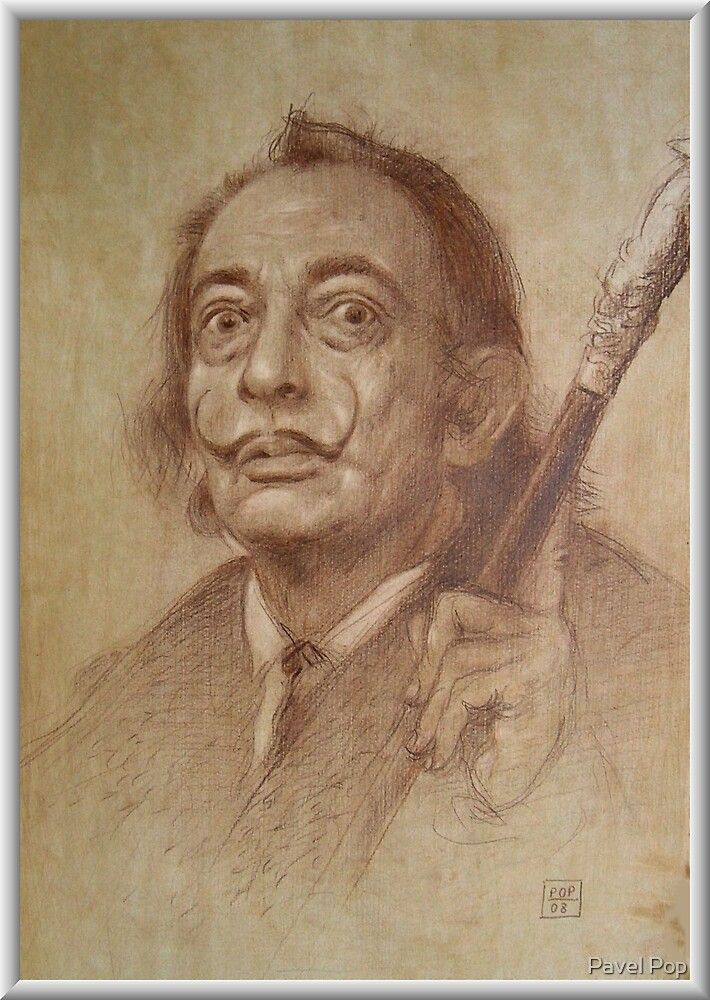 """""""Dali the Magician"""" by Pavel Pop"""