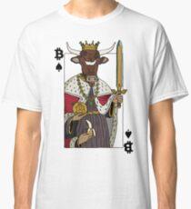 King Bull - Bitcoin Classic T-Shirt