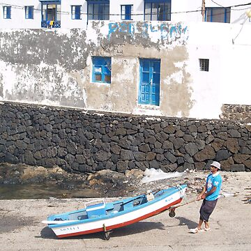 Orzola, Lanzarote by AlanGNW