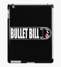 Bullet Bill iPad Case/Skin