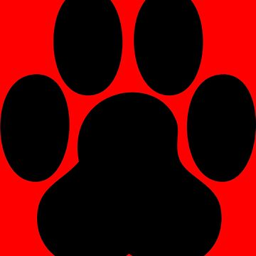 Paw Print by Younhand