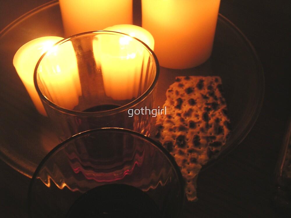 Communion by gothgirl