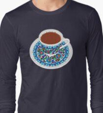 Turkish Coffee Long Sleeve T-Shirt