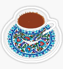 Turkish Coffee Sticker