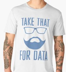 DATA SHIRT Men's Premium T-Shirt