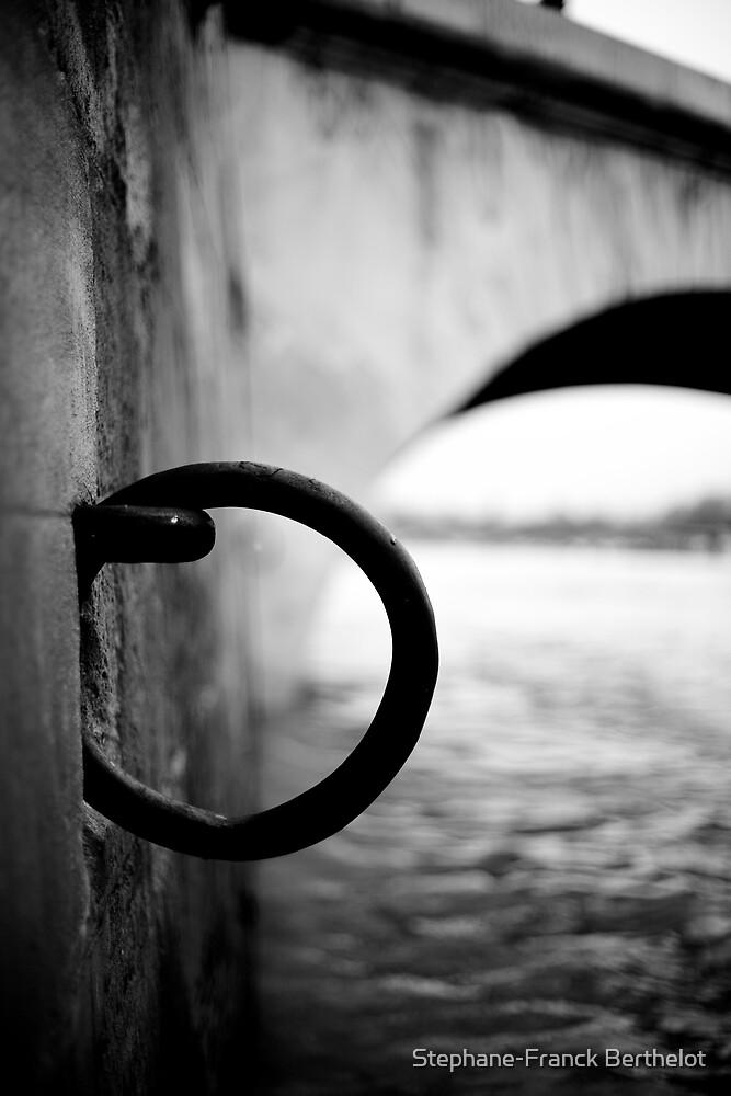 Under the bridge by Stephane-Franck Berthelot