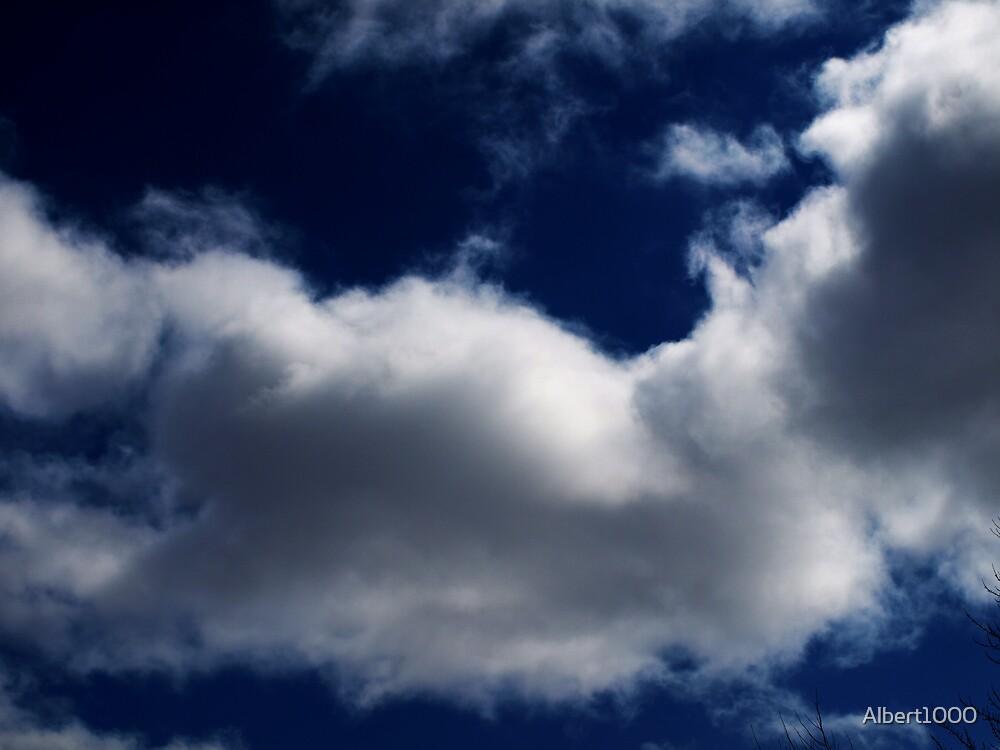 NC clouds by Albert1000