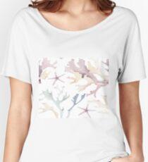 Botanical marine Women's Relaxed Fit T-Shirt