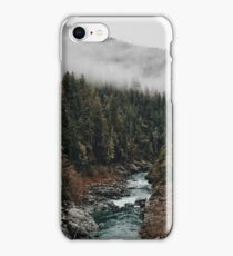 River in the Forest iPhone Case/Skin