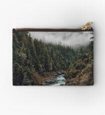 Bolso de mano Río en el bosque