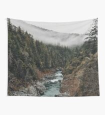 River in the Forest Wall Tapestry