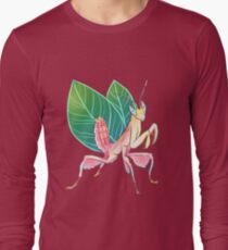 Orchid Mantis is a fairy Long Sleeve T-Shirt