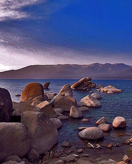lake tahoe, nevada by JMDunworth