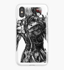 Raiden - Metal Gear Rising iPhone Case/Skin