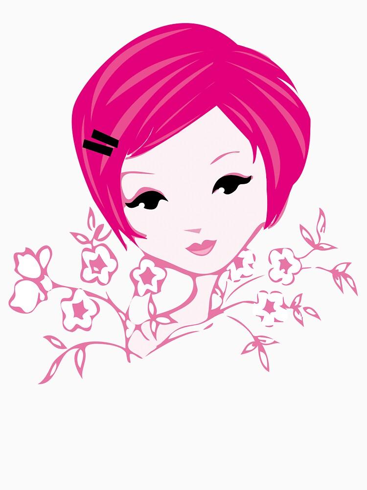 cherry cherry blossom by spinsugar
