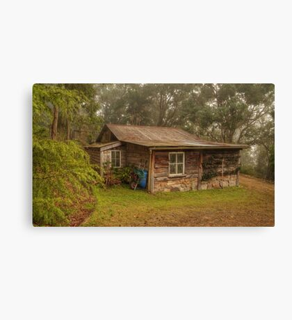 Dave's Cool Shed Canvas Print