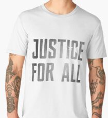 Justice for All Men's Premium T-Shirt