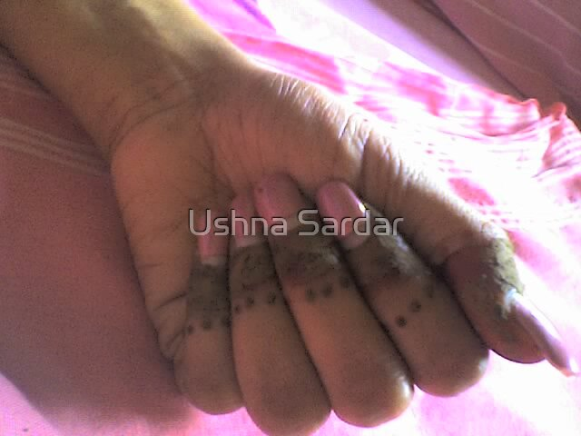 POWER by Ushna Sardar