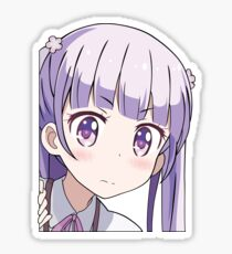 New Game! Aoba chan decal Sticker