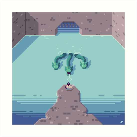Hydra by Slynyrd