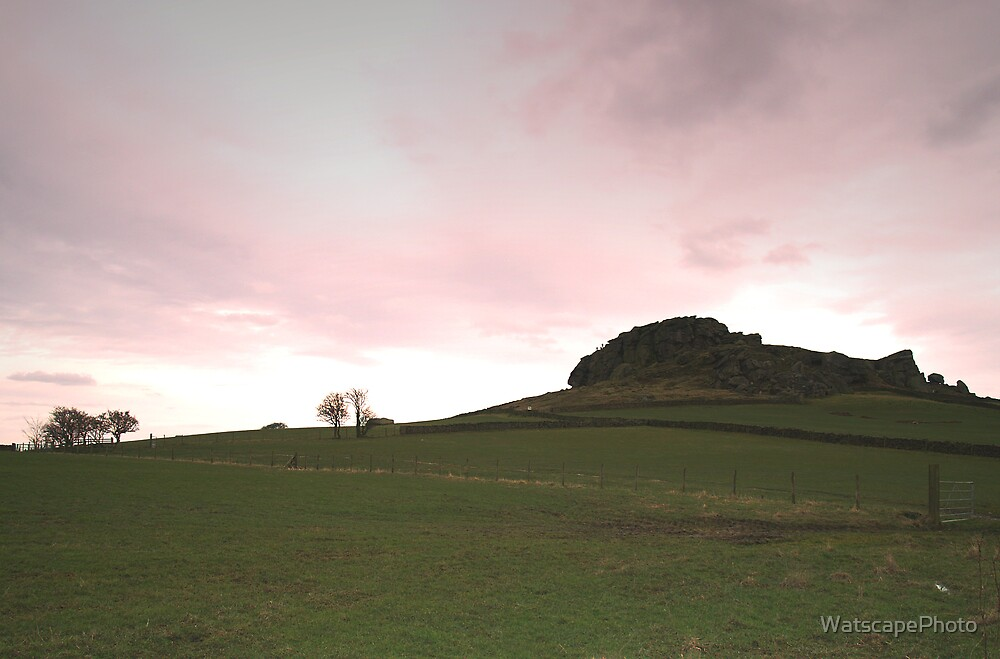 Great Alms Cliff by WatscapePhoto