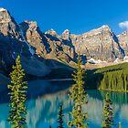 Moraine Lake by MichaelJP