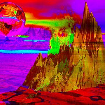 Fire Island by Aslan