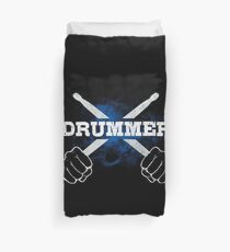 Funda nórdica Drummer Drum Sticks Funny Love Percussion Rock Regalo