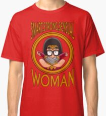 Smart Strong Sensual Woman Classic T-Shirt