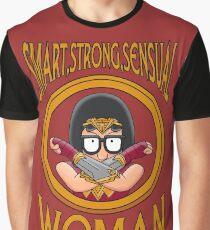 Smart Strong Sensual Woman Graphic T-Shirt