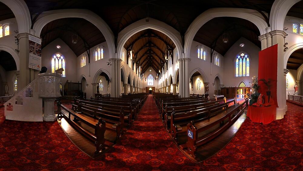 St. Patricks Cathedral, Toowoomba by David James