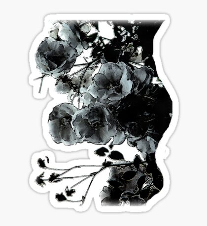 Life Cycle of the Rose Sticker