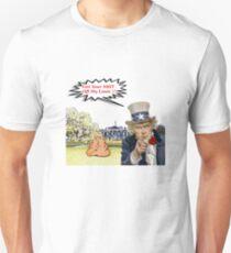 Anti Trump Tshirt - Get Your Shit off my lawn Unisex T-Shirt