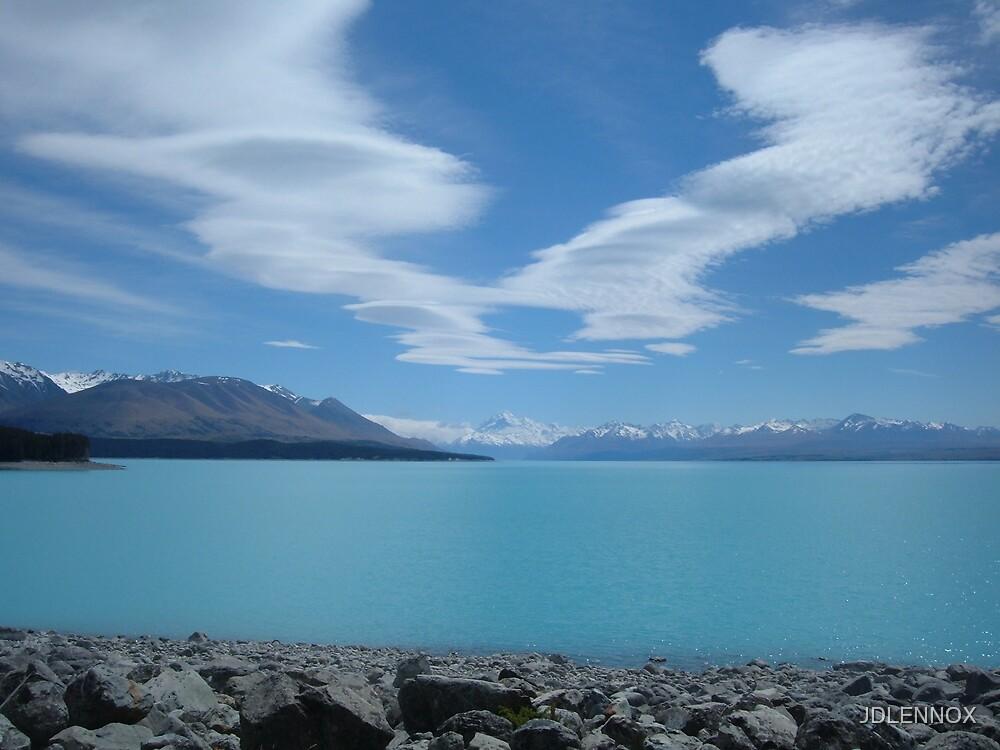 New Zealand Sky by JDLENNOX