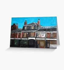 Hull, Witham Hull Greeting Card
