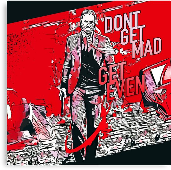 Dont Get Mad - Get Even by bespired