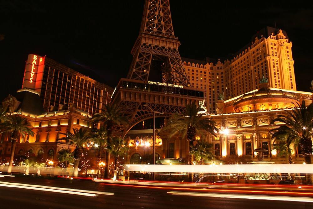 Paris in Vegas by Bardiebar