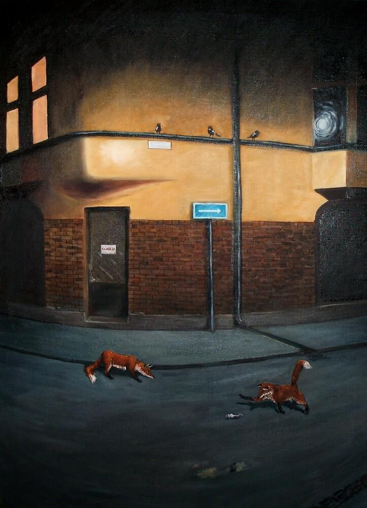 foxgatan by joelontour