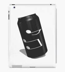 Canned music iPad Case/Skin