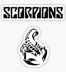Scorpions 2 Sticker