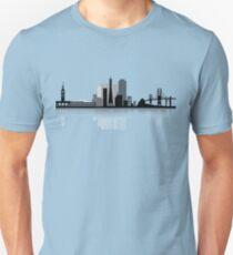 San Francisco Bay skyline  Unisex T-Shirt