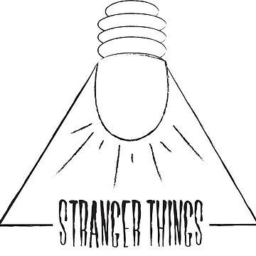 Stranger Things! by eriettataf