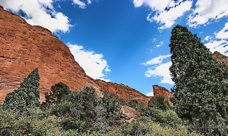 Garden of the Gods by Michelle Callahan